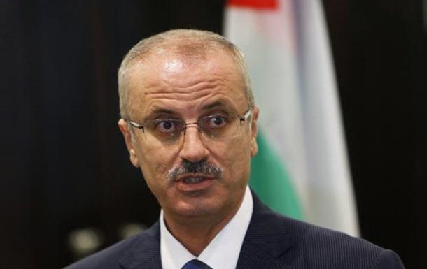 Палестинское правительство отправлено в отставку