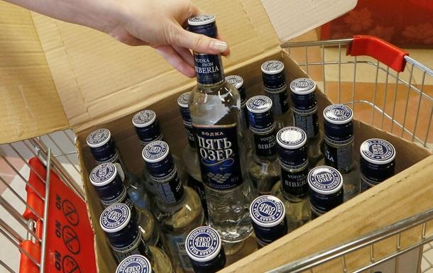 Кабмін підвищив ціни на спиртне