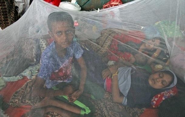 ООН сообщает о рекордном в истории количестве беженцев
