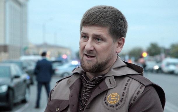Кадыров: Будь чеченцы на Донбассе, они давно дошли бы до Киева