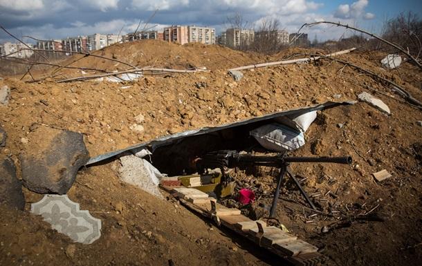 Сепаратисты выпускают за день около 10 тысяч боеприпасов - Лысенко