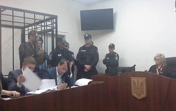 Суд арестовал подозреваемых в убийстве Бузины на два месяца