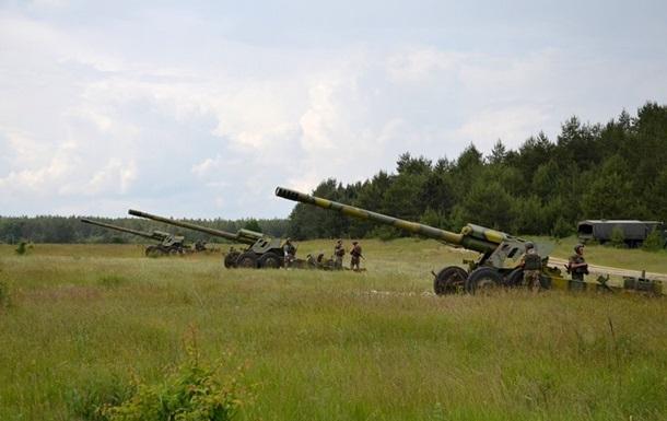 Окрестности Донецка попали под удар. Карта АТО за 19 июня