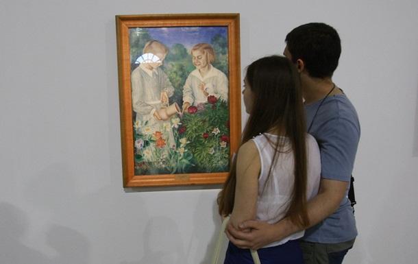 В Киеве открылась самая масштабная выставка работ Екатерины Билокур