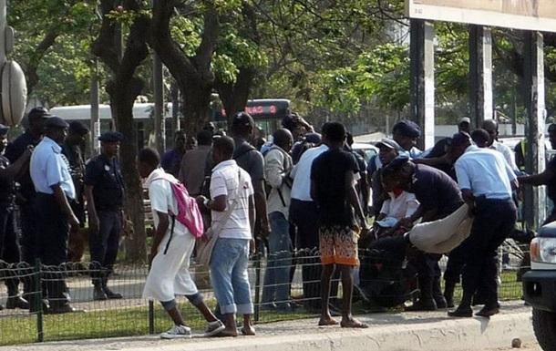 Полиция Анголы арестовала рэпера-оппозиционера