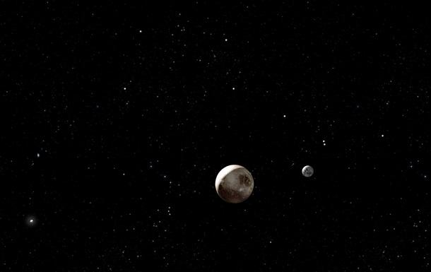 New Horizons передал первые цветные снимки Плутона