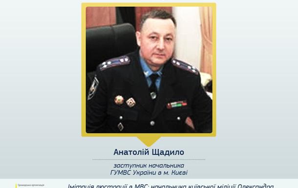 Оборотни  киевского главка МВД