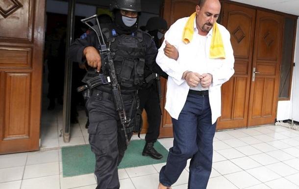 Суд в Индонезии отказался помиловать приговоренного к смерти француза