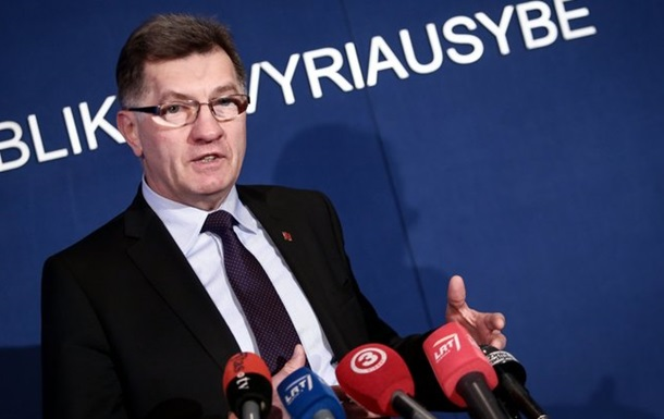 Литовский премьер опроверг поставки оружия Украине