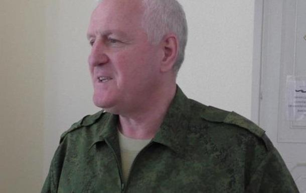 На сторону сепаратистов перешел бывший помощник министра обороны