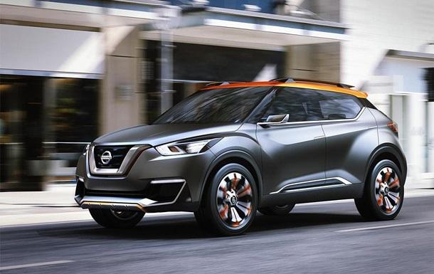 Nissan анонсировала выпуск компактного внедорожника Kicks