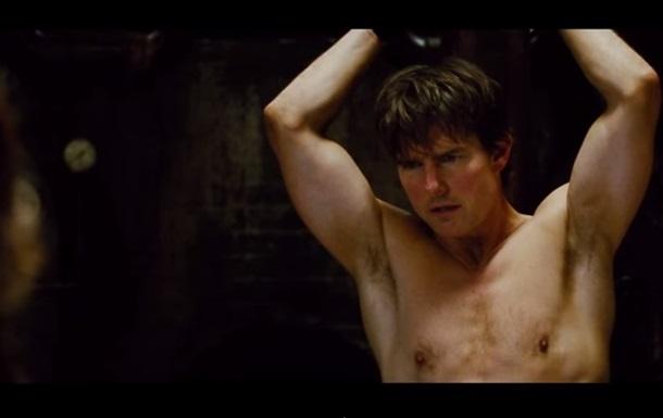 Миссия невыполнима 5 : Том Круз в новом трейлере фильма