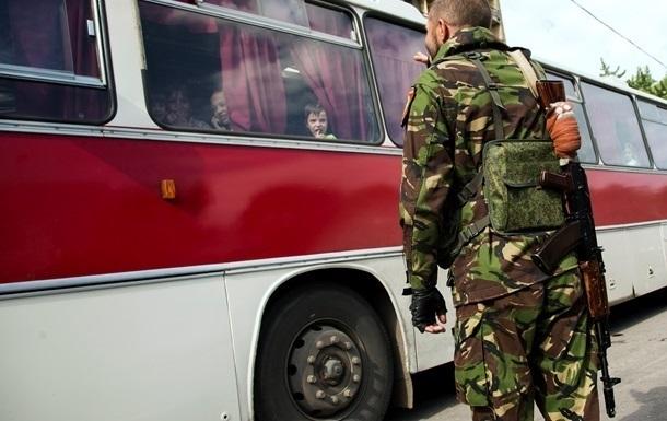 В Донецке эвакуируют жителей одного из районов – активисты