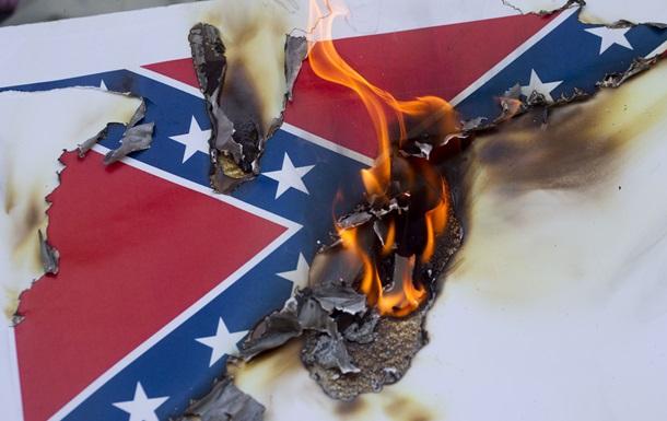 В США массово бойкотируют флаг Конфедерации