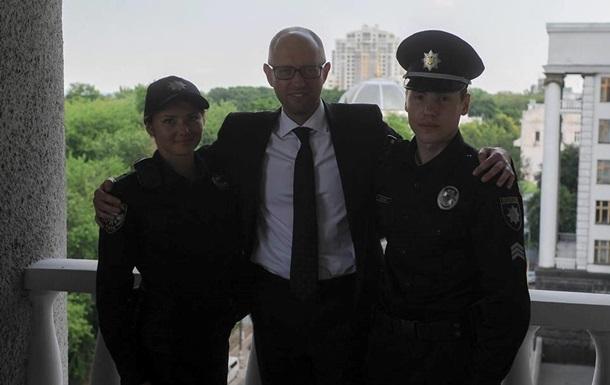 Кабмин утвердил новую форму патрульной полиции