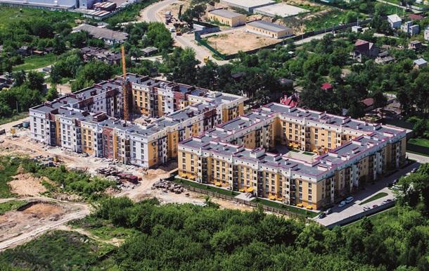 Жилой комплекс  Соцтаун  - европейские традиции под Киевом