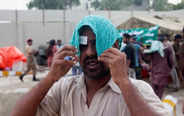 Жара в Пакистане унесла уже более тысячи жизней
