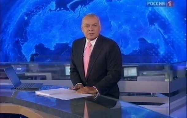 Ведущий Дмитрий Киселев получил премию ТЭФИ-2015