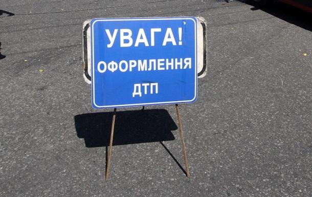В Мариуполе попали в аварию инструкторы  Азова  из Грузии