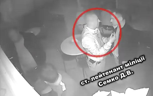 Капитана милиции Семко уволили из органов МВД