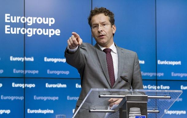 Єврогрупа відмовилася продовжувати програму фіндопомоги Греції