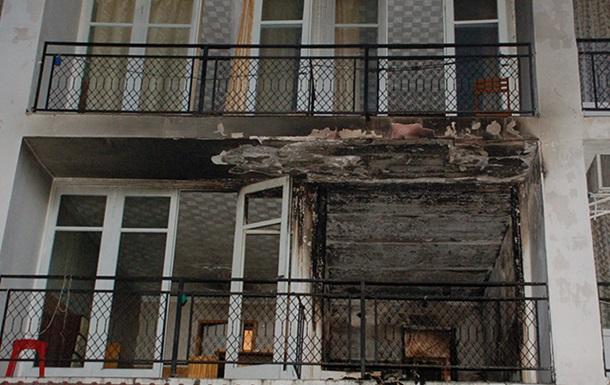 Из-за пожара на базе отдыха в Коблево эвакуировали 150 человек