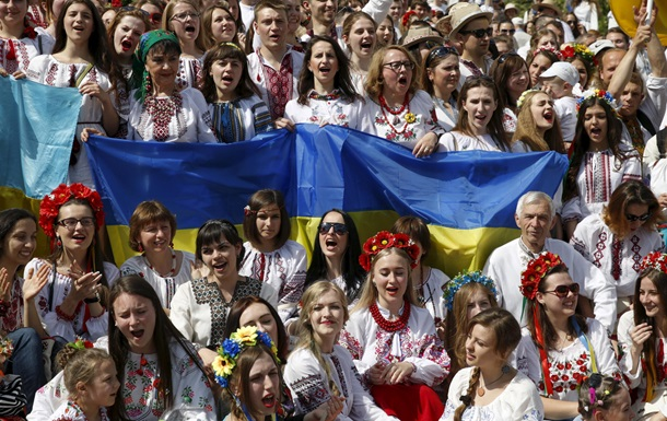 В Україні стали більше розмовляти українською - Foreign Policy