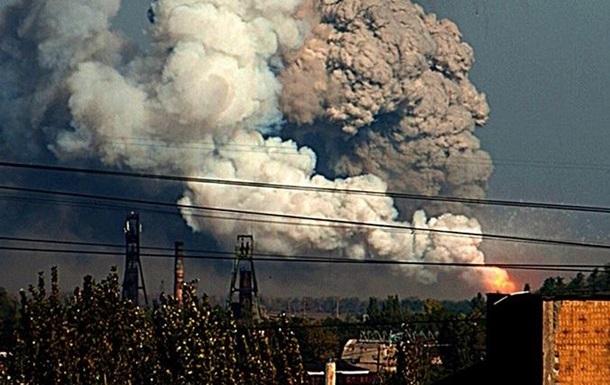 Наблюдатели предупреждают о возможности радиационного загрязнения Донецка
