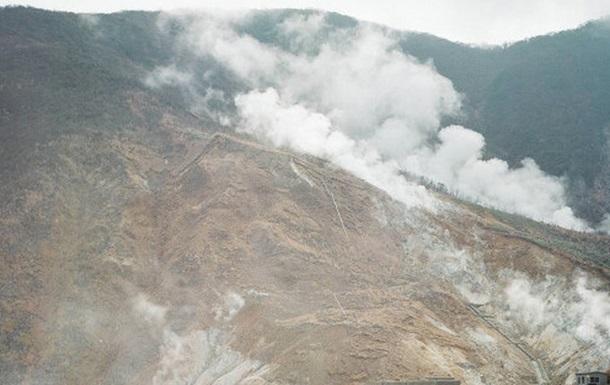 В Японии повышен уровень опасности в районе вулкана Хаконе
