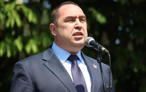 Глава ЛНР заявив про готовність до політичної битви за Україну