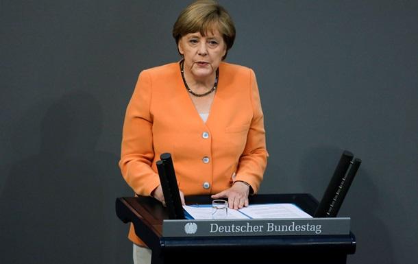 Меркель: Спор с Афинами – вопрос принципа для ЕС