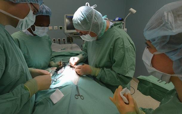 Проведено операцію з пересадки  дитячого  штучного серця дорослому