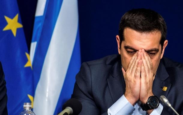 Ципрас просит списать Греции 30% долгов