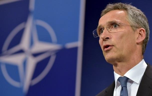 Столтенберг: НАТО никогда не спит и не дремлет