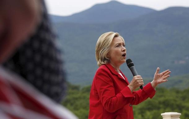 США, по словам Хиллари Клинтон, должны взаимодействовать с Путиным