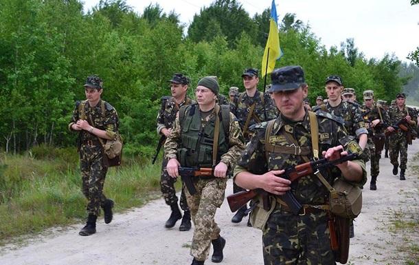 Штаб АТО опровергает сообщение о гибели пяти военных в Луганской области