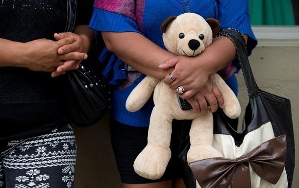 У Росії через соцмережу намагалися продати дитину