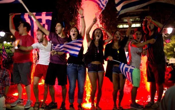 Греческое  нет . Что будет со страной после референдума