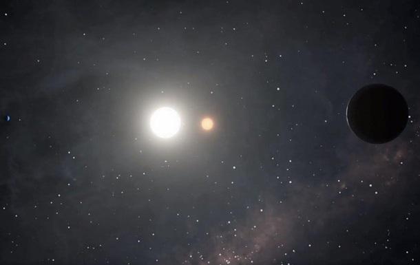 Астрономы обнаружили редкую пятизвездную систему