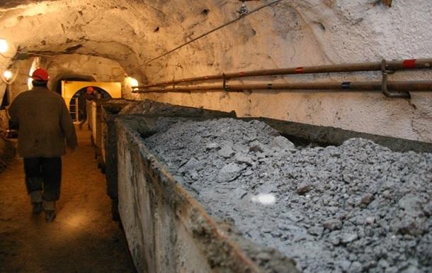 В Украине ликвидируют три шахты