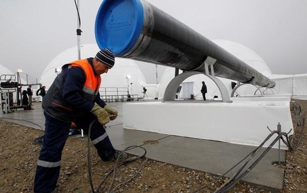 Газпром останавливает работы по Южному коридору на миллиард долларов