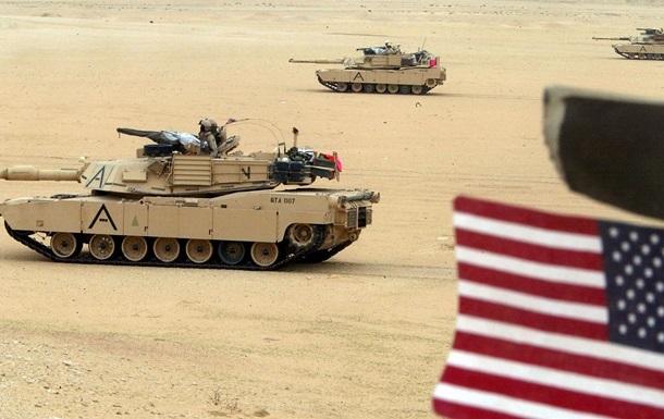 США планируют разместить тяжелую технику в Германии