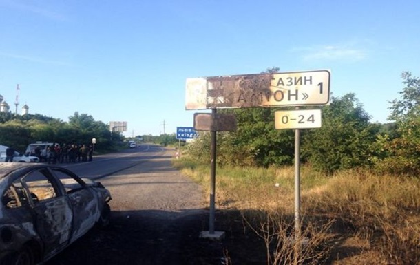 Правый сектор заявил о гибели двух и ранении четырех бойцов