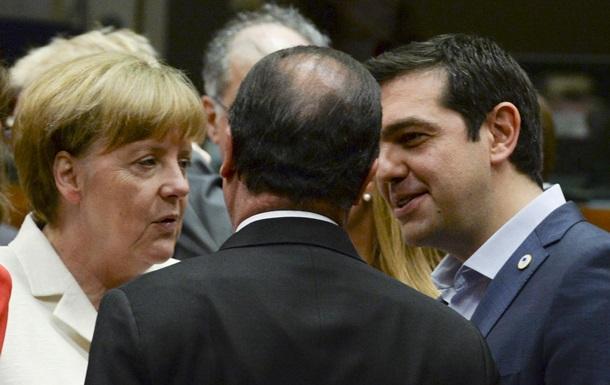 Лидеры ЕС ищут решение вопроса о новом пакете помощи Афинам