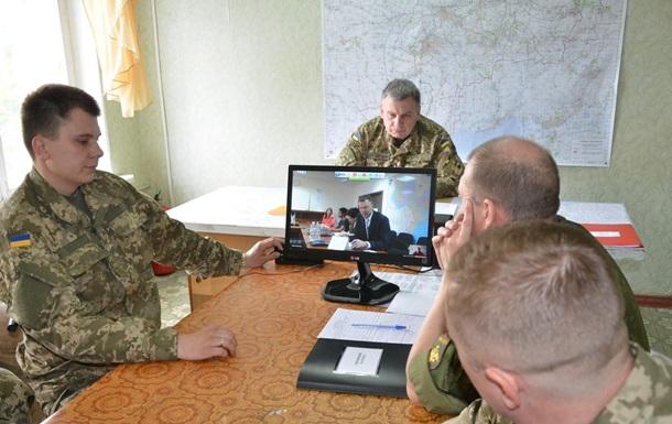 СНБО опроверг увольнение генерала из спецкомиссии по Донбассу