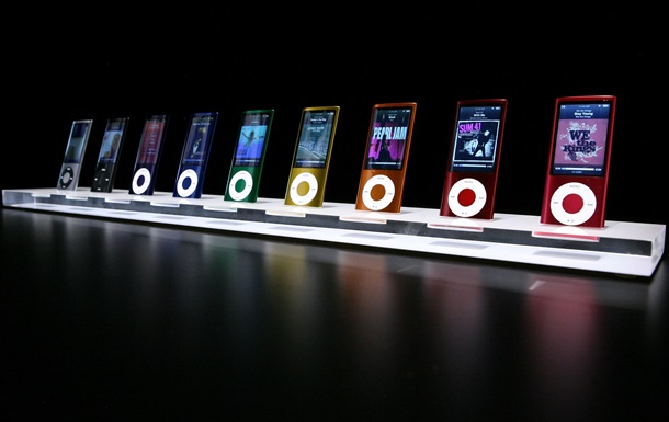 Apple представит новую генерацию iPod - СМИ