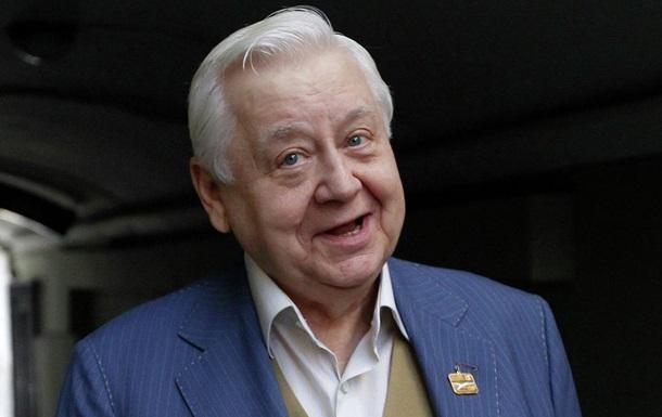 Олег Табаков открестился от своих комментариев по Украине