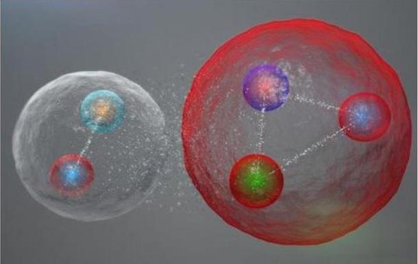 Большой адронный коллайдер нашел новую субатомную частицу