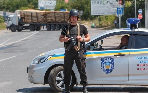 По делу о стрельбе в Мукачево задержаны четыре человека