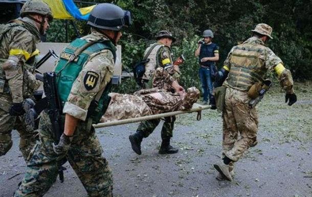 Reuters: с апреля 2014 в АТО погибло более 6500 украинских военнослужащих